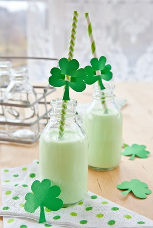 Enjoy a Naturally Green St. Patrick's Day!
