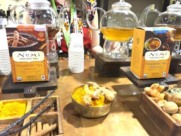 Numi Organic Tea- Tumeric Tea