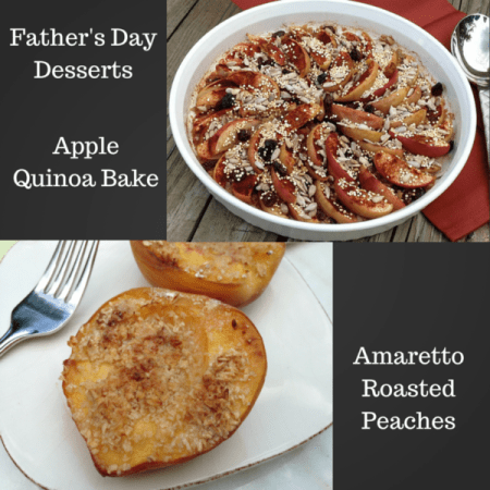 Father's Day Appetizers and Sides (1)