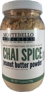 Montebello Chai Powdered PB