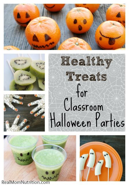 Healthy Halloween Blog Roundup