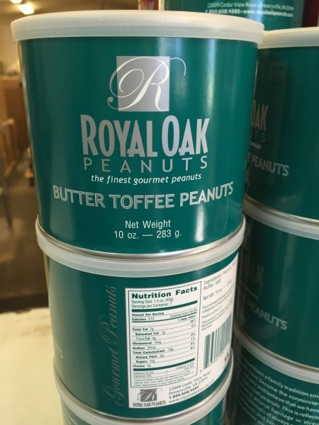 Royal Oak Peanuts