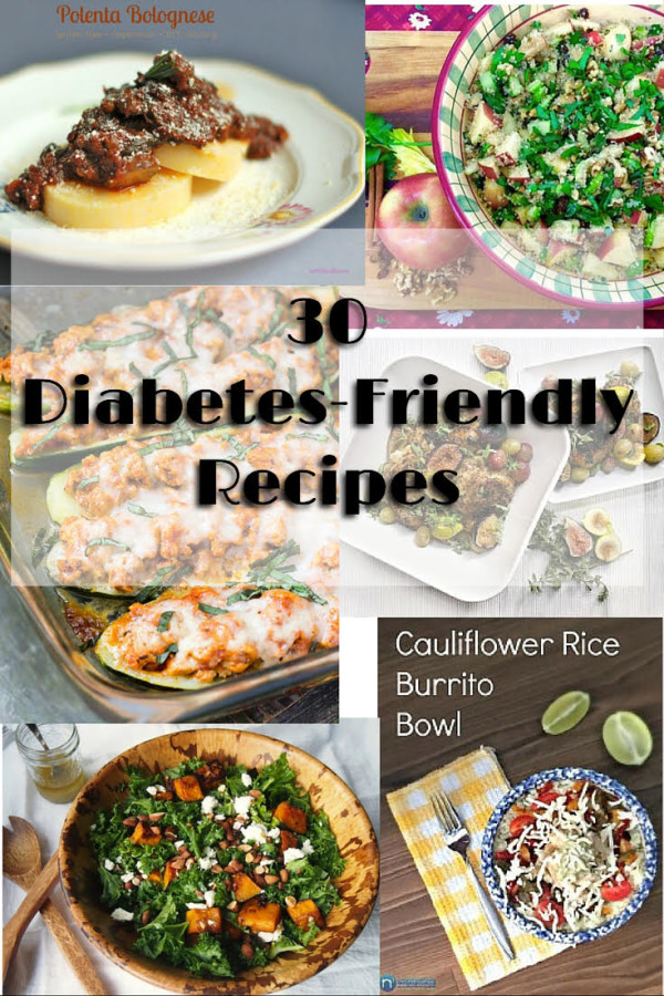 National Diabetes Month RD Recipe Roundup