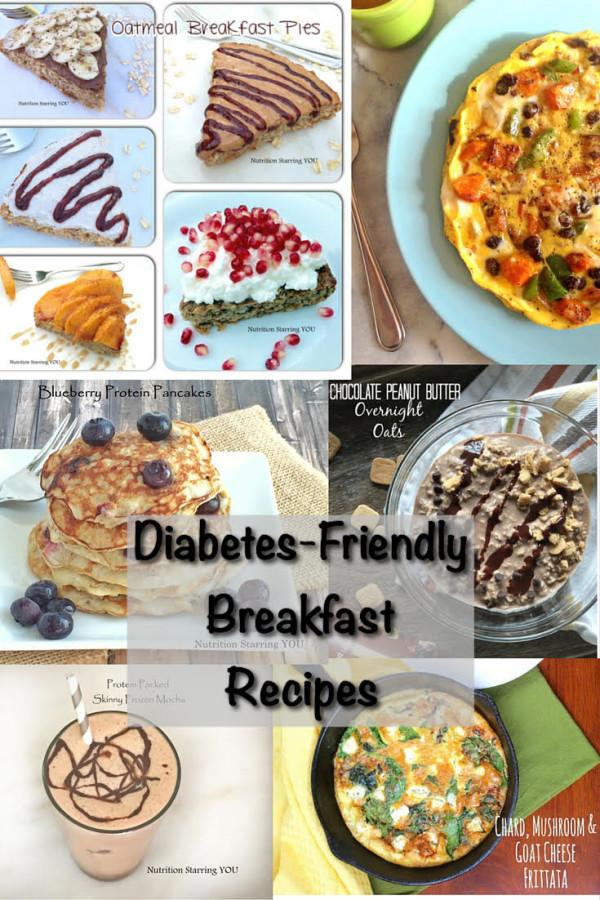 Diabetes-Friendly Breakfast Recipes