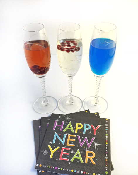 3 Healthier New Year's Eve Cocktails
