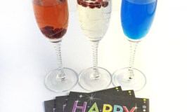 Healthier New Year's Eve cocktails