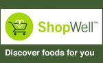 ShopWell logo
