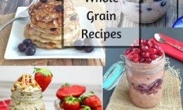 Sample Whole Grains Day Recipes