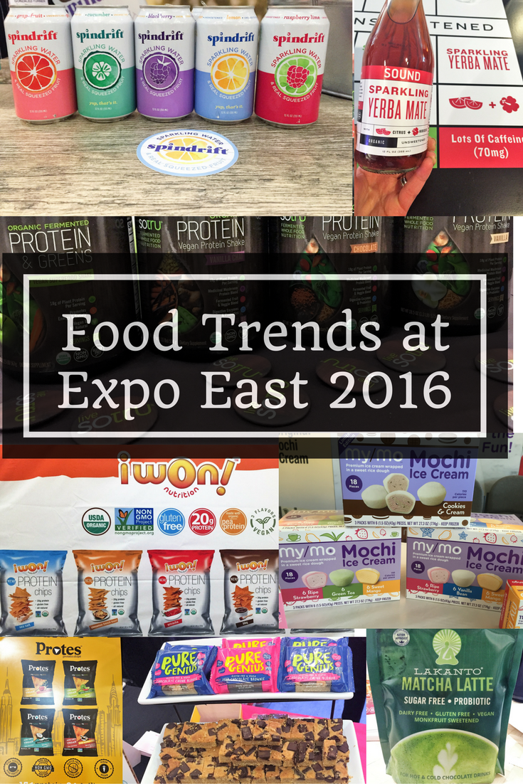 Food Trends at Expo East 2016