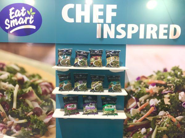 Eat Smart Superfood Salad Blend Kits