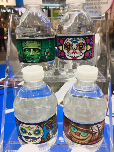 Nestle Share-a-Scare water