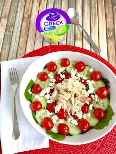 Easy Meal Prep Tips with Dannon Light and Fit