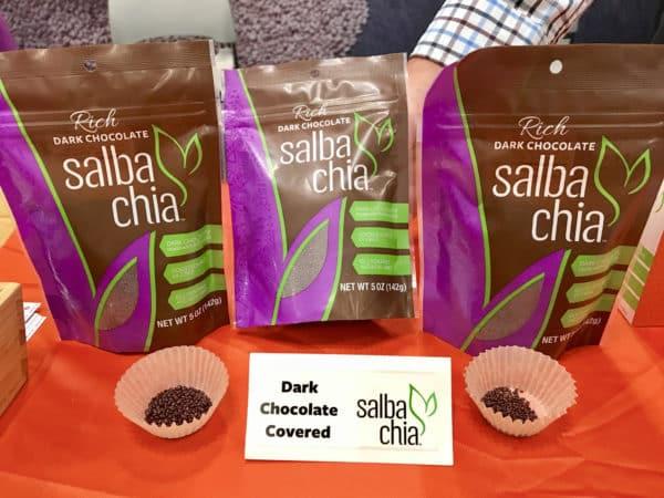 Salba Chia Chocolate Chia Seeds