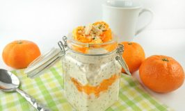CREAMY ORANGE OVERNIGHT OATS