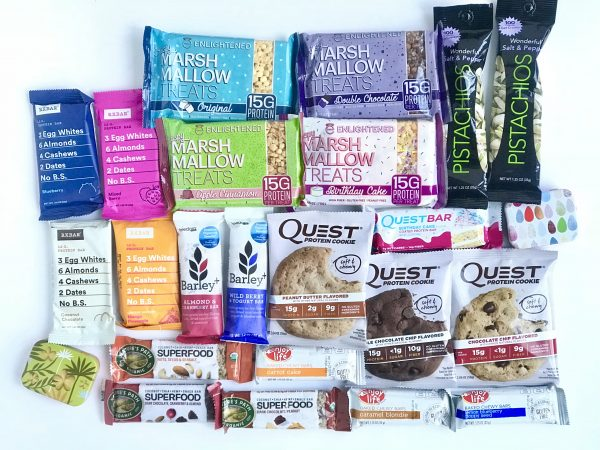 New Year Super Snack Giveaway