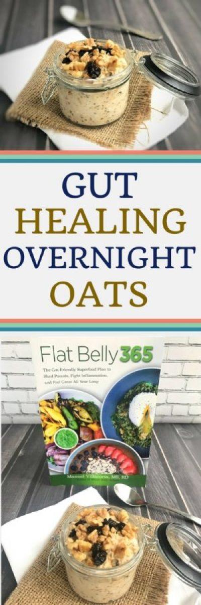 Gut Healing Overnight Oats