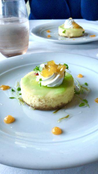 Key Lime Mango Cheesecake Norwegian Escape