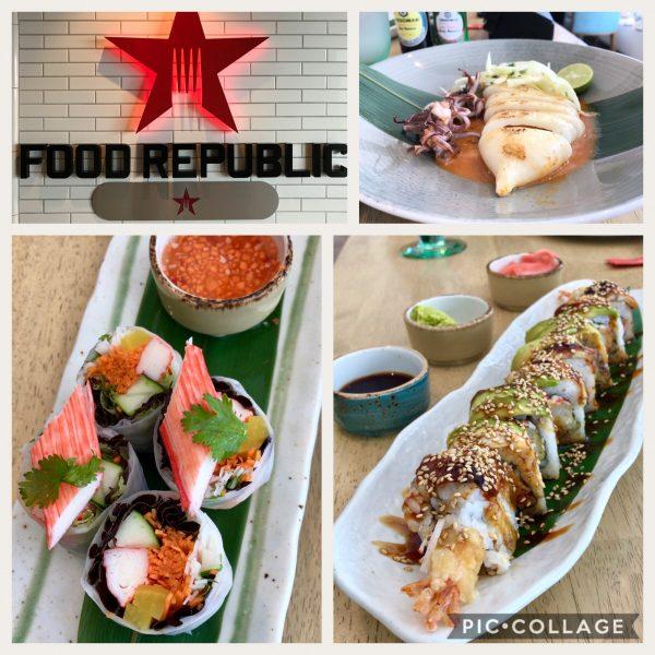 Norwegian Escape Food Republic