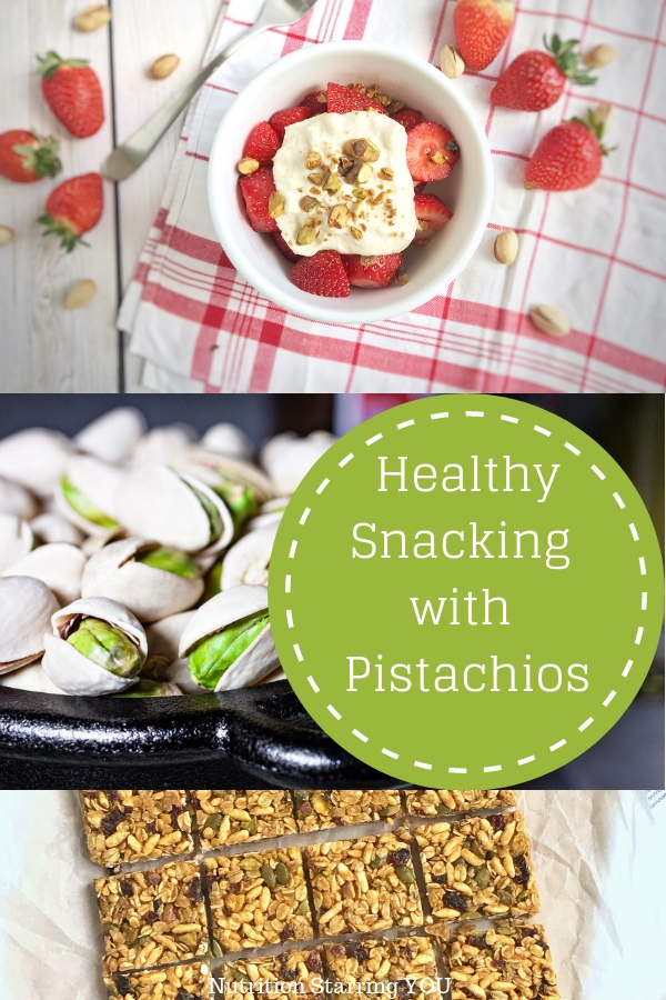 Healthy Snack Ideas with Pistachios