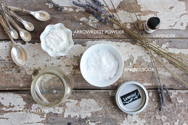 Natural Beauty Series // DIY Lavender Deodorant // nutritionstripped.com
