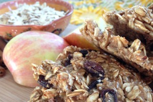 Apple Oatmeal Cookies Recipe