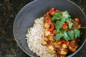 Quick & Easy Plant-Based Curry