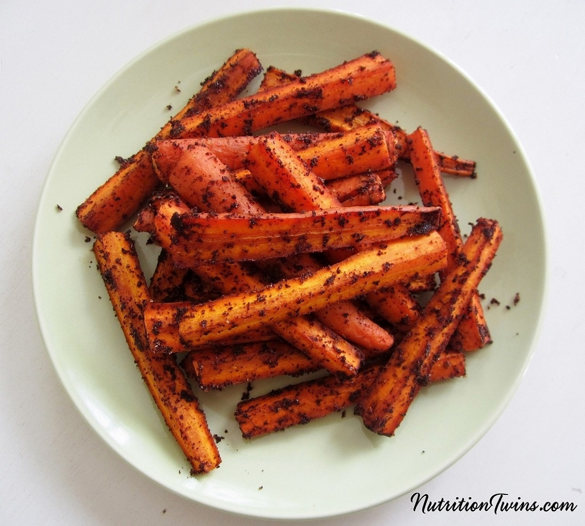 Spicy Carrot Fries 2