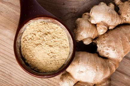 Powdered ginger