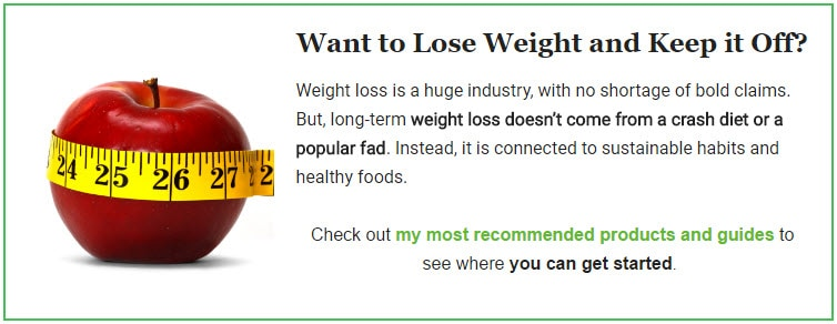 Want to Lose Weight?