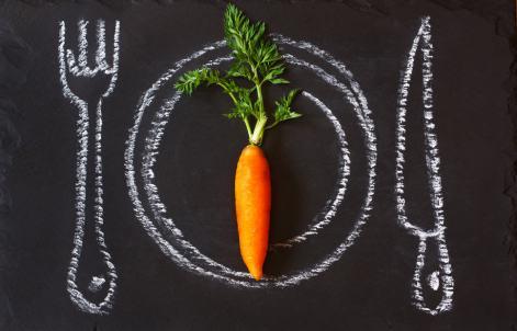 Concept of a restrictive diet