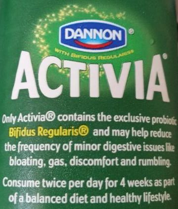 Activia claims