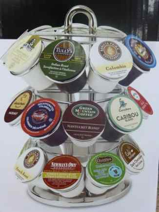 K Cup Stand