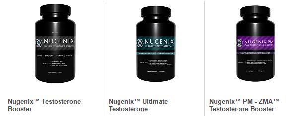 Nugenix Versions