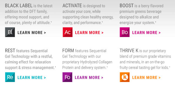 Thrive Plus products