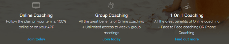 Coaching and support