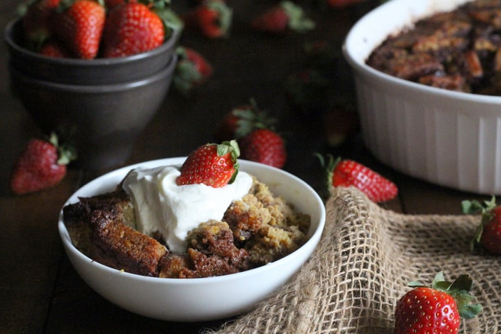 Paleo Bread Pudding