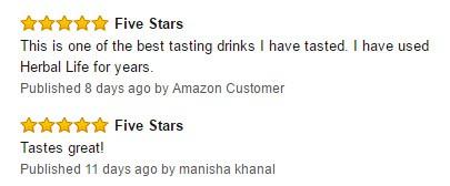 Best tasting drink