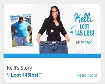 145 pound weight loss