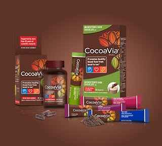 CocoaVia product selection