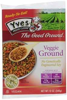 Yves, Veggie Cuisine, The Good Ground
