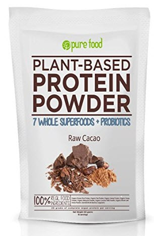 Pure Food Plant Protein
