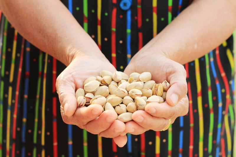 Pistachios and Weight Loss