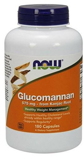 Glucommannan