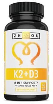 Zhou K2 + D3