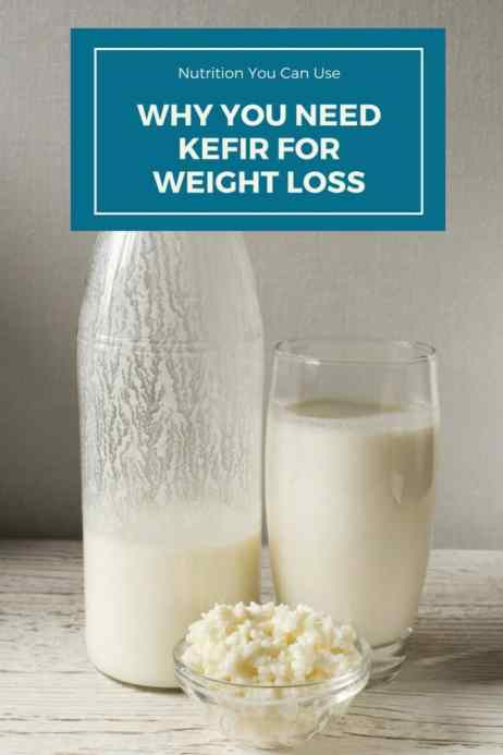 Why You Need Kefir for Weight Loss