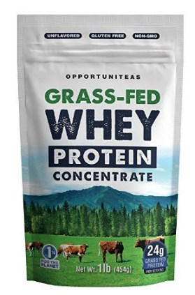 Opportuniteas Grass-Fed Whey Protein Concentrate