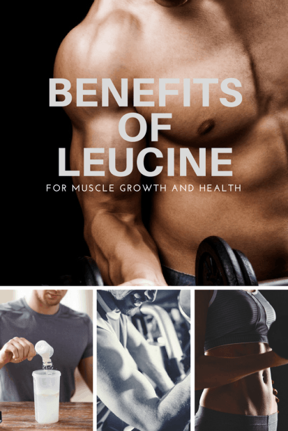 The Benefits of Leucine for Muscle Growth and Health