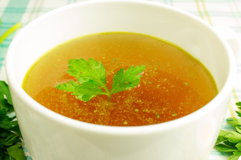 Foods That Increase Collagen Bone Broth
