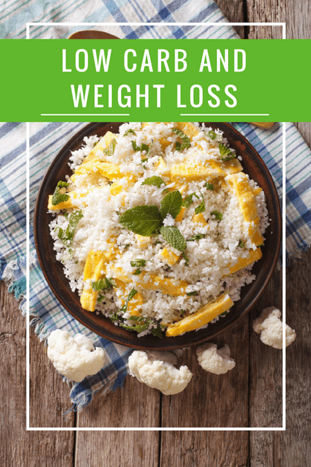 Low-Carb And Weight Loss