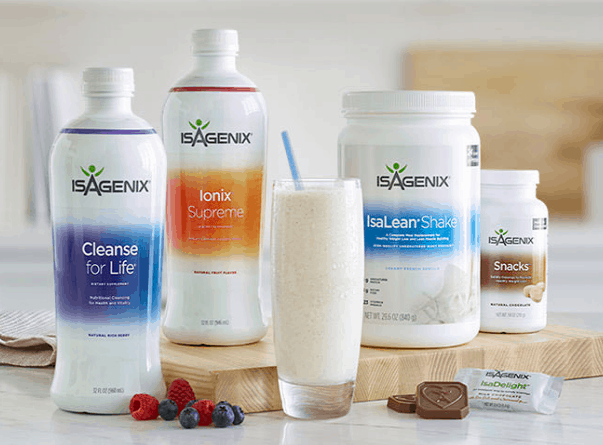 Isagenix 30 Day System